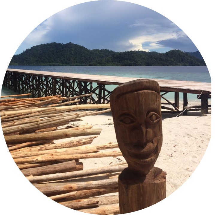 Combining all the best Raja Ampat has to offer with a unique Papuan cultural experience at the MahaRaja Eco Dive Lodge