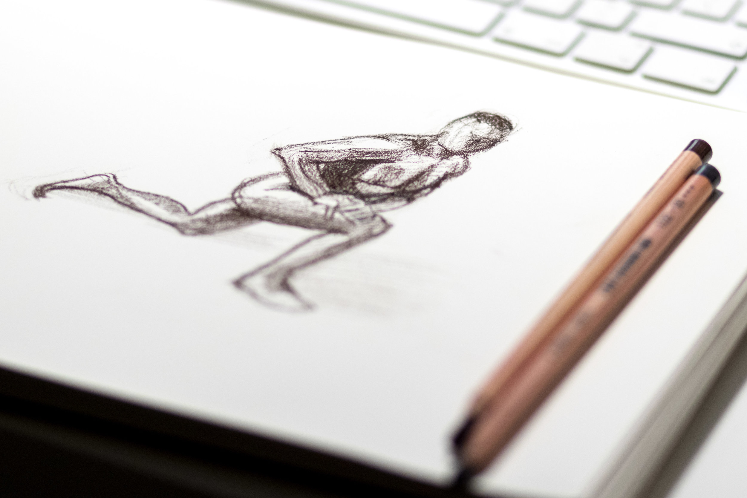 SATURDAY 21ST SEPTEMBER 10:30AM - 12:30PM - Whether you are a beginner at drawing the human body or have experience, all are welcome.Mark Rigby is a lecturer in Art and Design at Cambridge Regional College. He has been running Life Drawing Classes here in Cambridge for a number of years.Maximum spaces: 20Workshop Leader: Mark Rigby