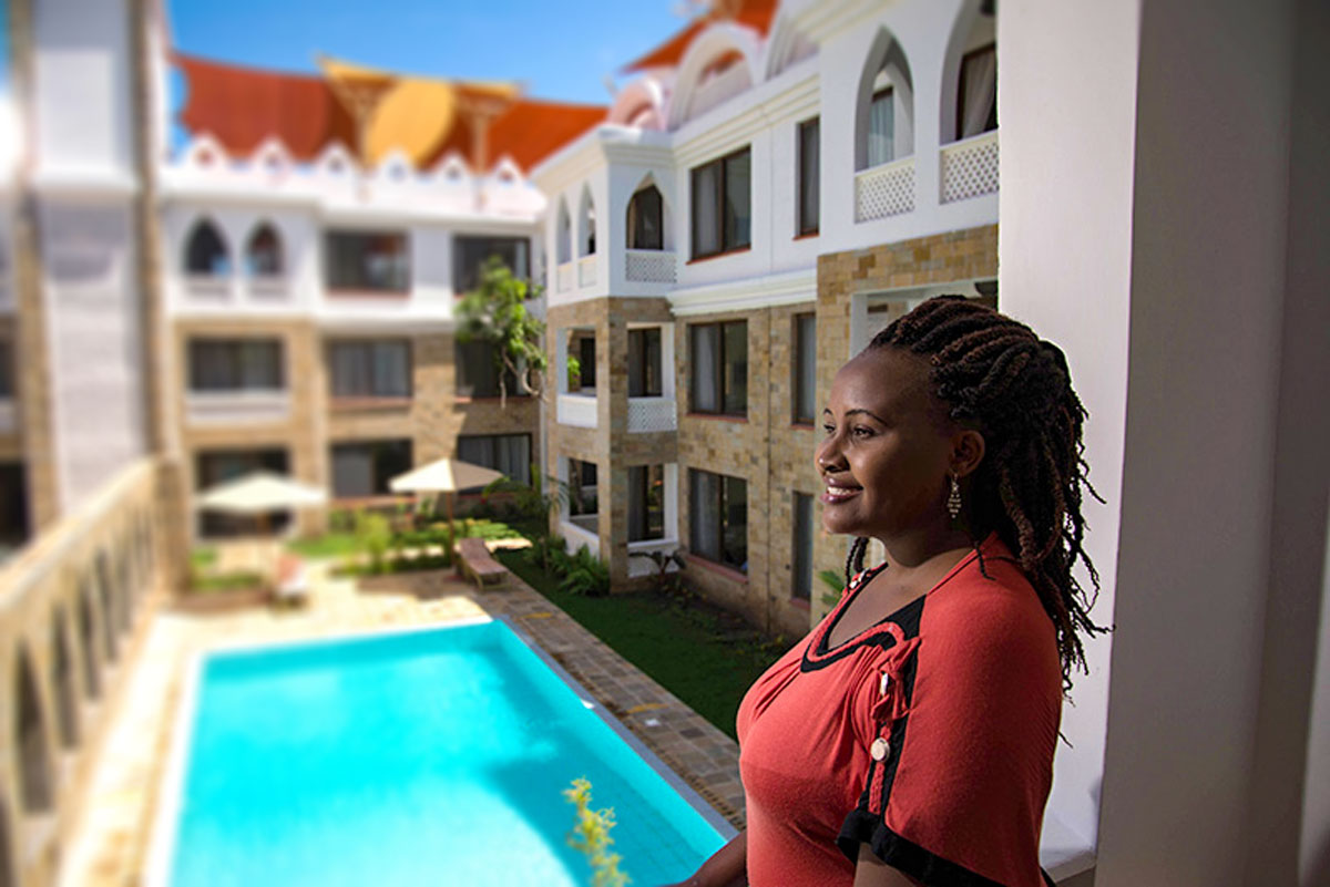 Contact Us - at diani place