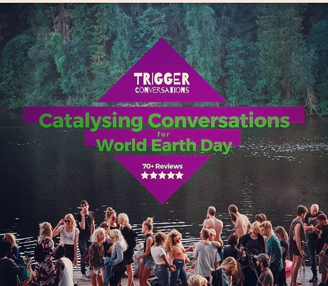Friends, we need you☇👉 For this month's event we've veered slightly off script and decided to devote it to World Earth Day. . 🌱 Why? 🌍 Because it's been reported that in only 11 years (2030) climate change could reach an irreversible tipping point. . 🌱It's clear we need to build a better, stronger, more stewardly relationship with the natural environment. We also know that life as an urban dweller can disconnect us from the natural world and feel contradictory to the sustainable life we need to lead. . 🌱🌻 That's why we're creating a Conversation Menu devoted to reconnecting us to the Earth. We'll ask questions that will spark celebration, honest reflection and explore how we can live more consciously with the natural world. 🌻🌱 . 🌱Held at the beautiful 42 Acres in Shoreditch, we only have **25 tickets available** for this event, so be quick. 🐣 Early bird tickets are on sale now at £15. . 🌱Our hope is that you will leave united with inspiration and action. ✊ Will you join us? . 🌱Link in bio ('Conversation Events') or on facebook (www.facebook.com/events/753466481713884/?ti=cl) . . . #WorldEarthDay #OneWorld #Action #sustainableliving #consciousness #consciousliving #action #environment #reconnect #wherethewildthingsare #nature #carefornature #sustainability #climatechange #triggerconversations #conversationstarter #conversation #consciousconversations