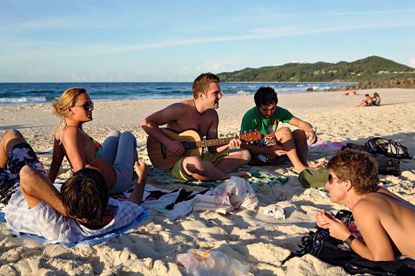 Beachfront Accommodation -