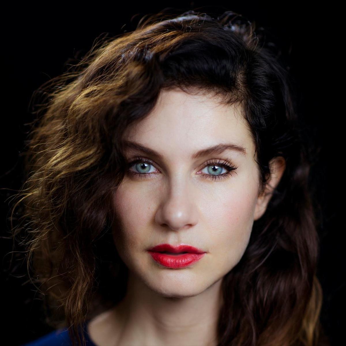 Adina Popescu   #ClimateChange #Blockchain #ImmersiveMedia #Storytelling #Future #VR #AR