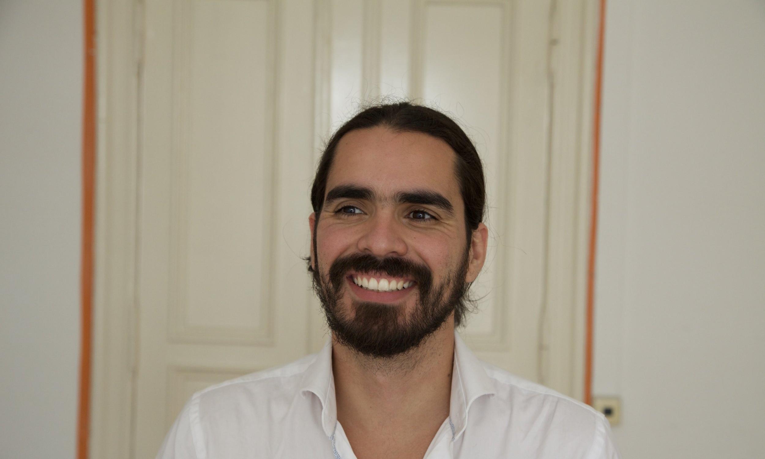 Felipe Sánchez Luna, Audible Experience Designer