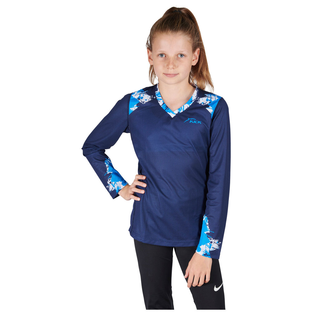 Dolphin Kick GIRLS SHORT SLEEVED TECH T-SHIRT