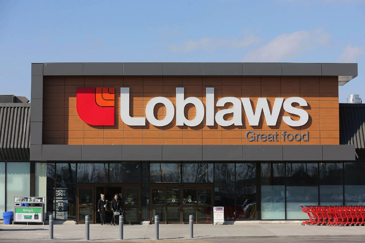 Canadian grocery chain Loblaw joins the fight against plastic waste