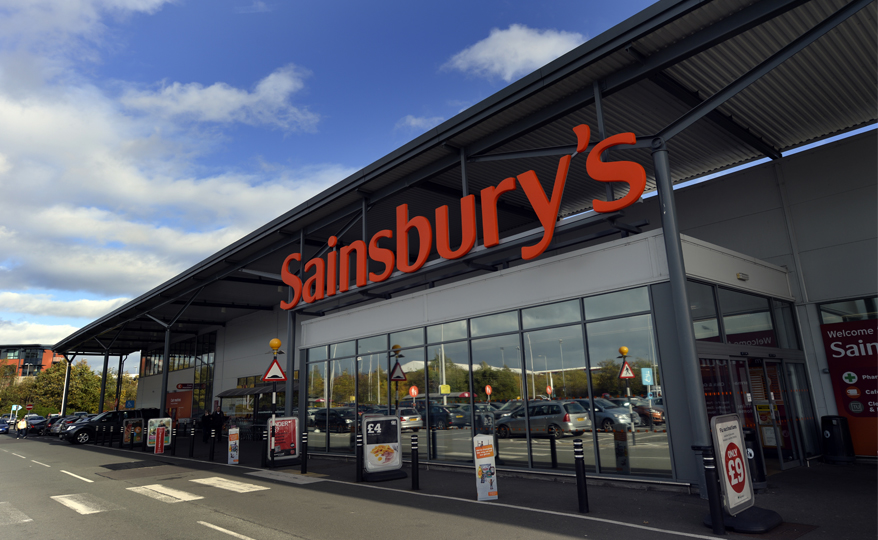 Sainsbury's in the UK trialling reusable bags from September 2019.jpg