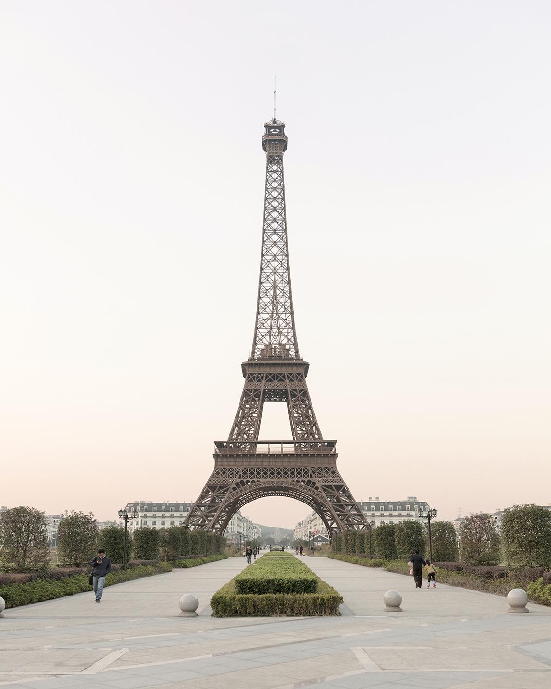 Torre Eiffel de Tianducheng