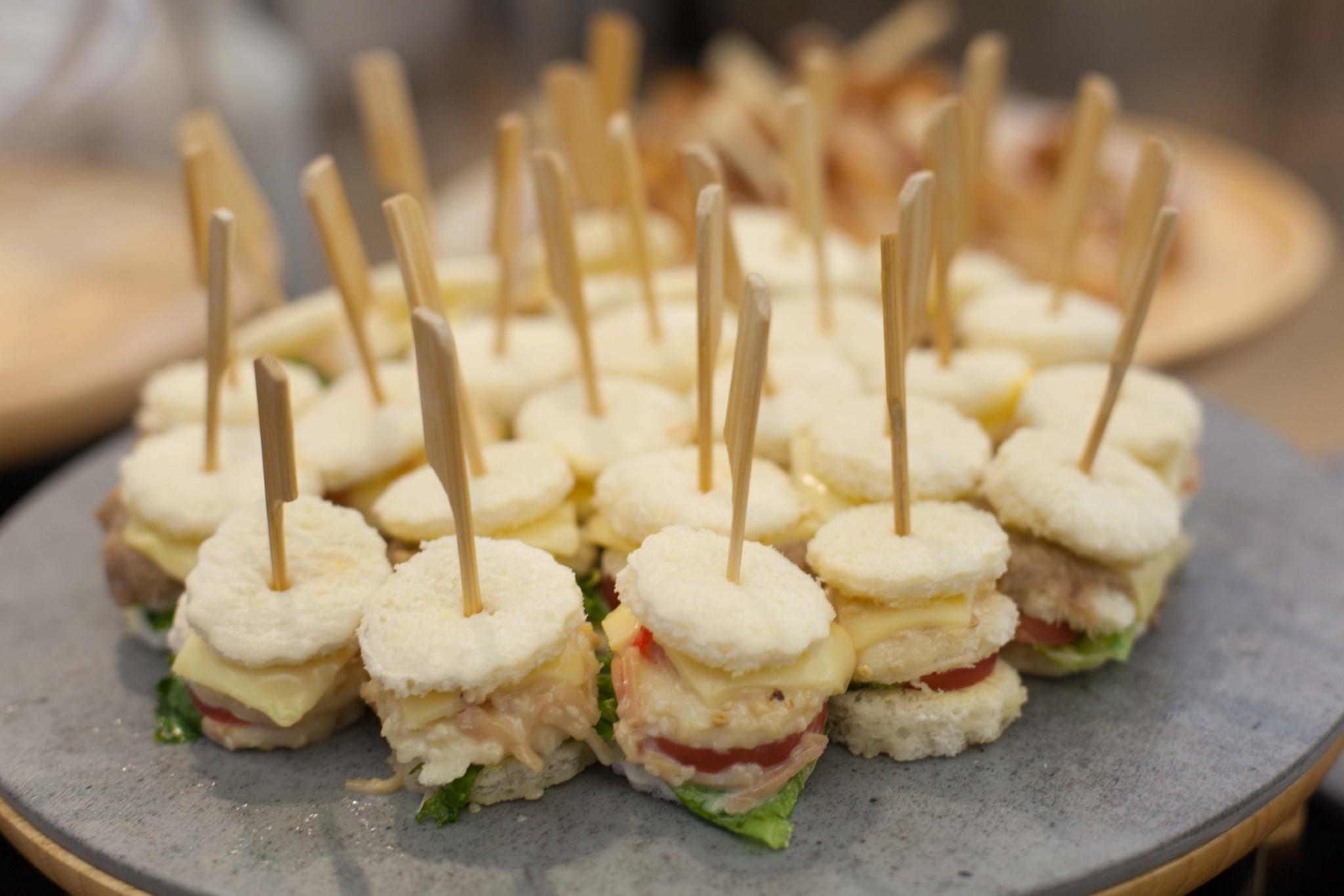 sandwich cocktail
