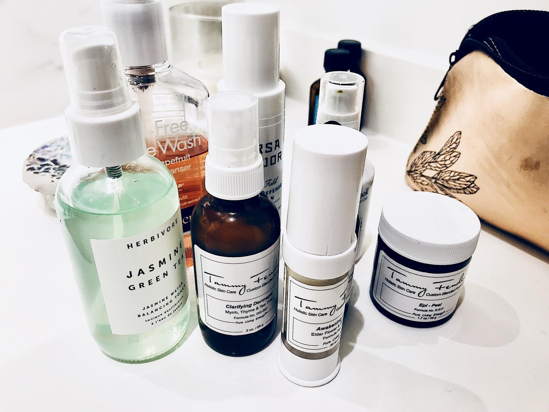 #SkinBabe Giuliana Cortese shares some of her favorite products with us!