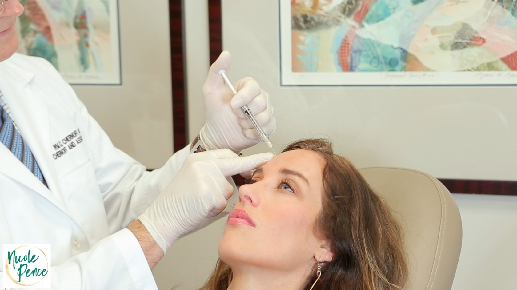 #SkinBabe Dr. Gregory Chernoff is my trusted Botox® source in Indy.