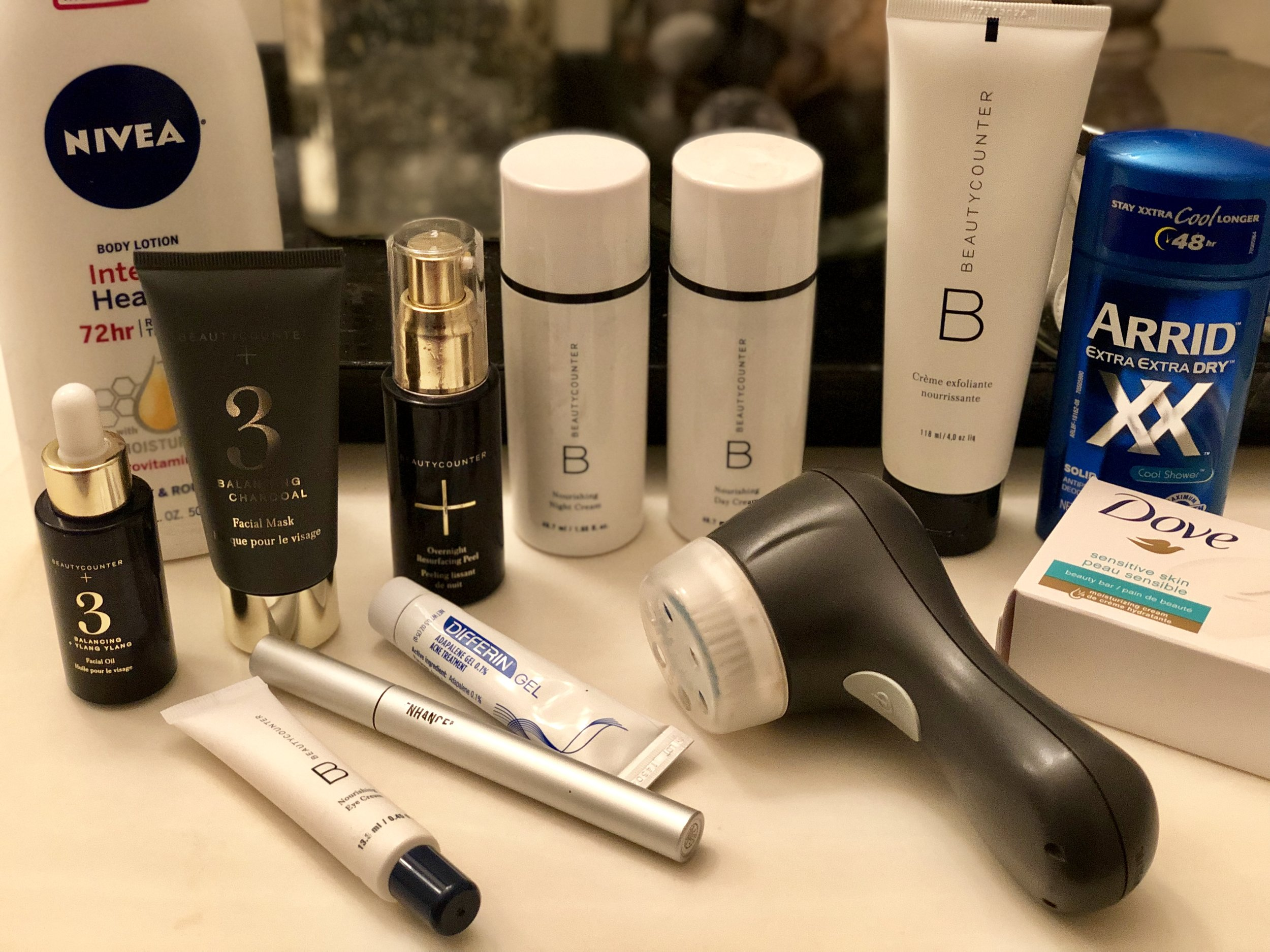 #SkinBabe Lauren Petersen shares some of her favorite products!