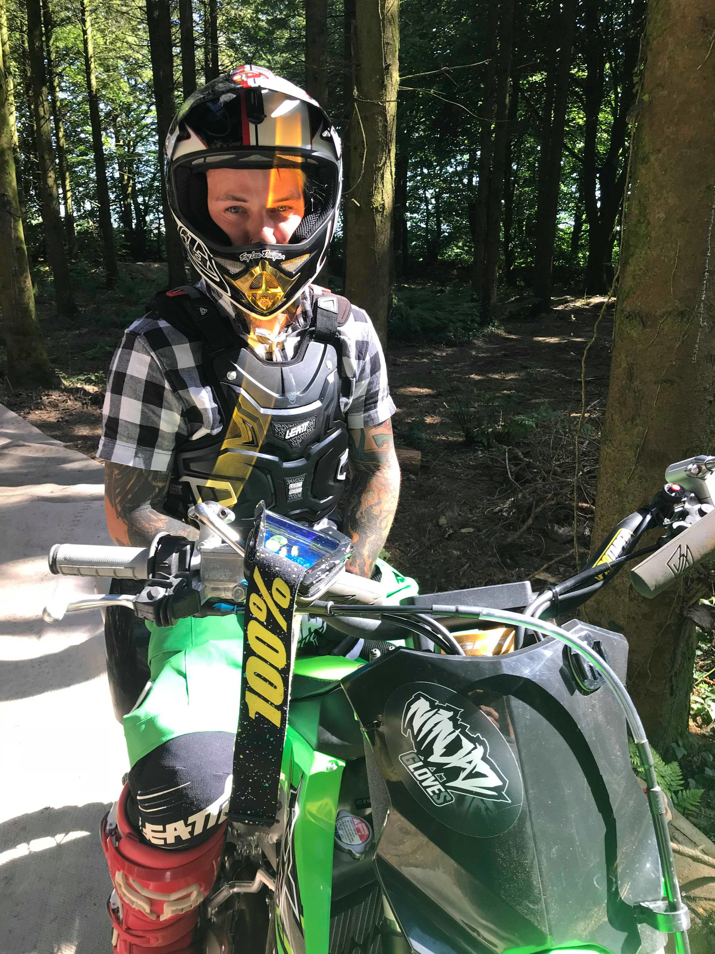 Wayne Jacobs FMX Rider