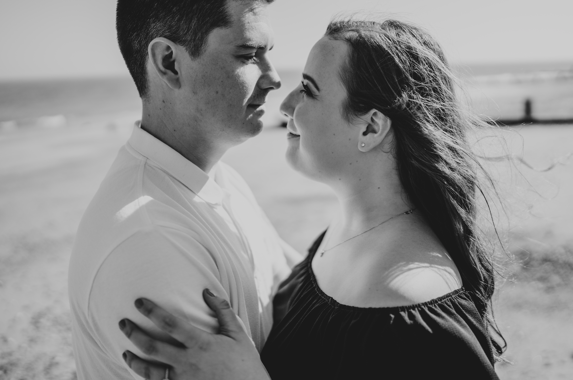 steph + peter - I have followed and admired Grace's style of work for quite a while and longed to have some photos taken by her to celebrate mine and my fiancé's engagement. I couldn't believe my luck when I won a competition on Instagram, that Grace was running, for a complimentary lifestyle session.Throughout the whole process Grace has been so friendly, approachable, easygoing, dedicated, professional and just so lovely.Grace made both my partner and I feel so at ease (we were both nervous beforehand) and it was like spending time with a friend during our session, that's how comfortable we felt! The photos that Grace has captured for us I am so grateful for, they are so lovely and we love them.I cannot recommend Grace enough, she has a real talent and eye for photography, which as result creates beautiful photos and memories which I will always treasure!Thank you so much Grace, I can't wait to have more photos taken by you in the future!