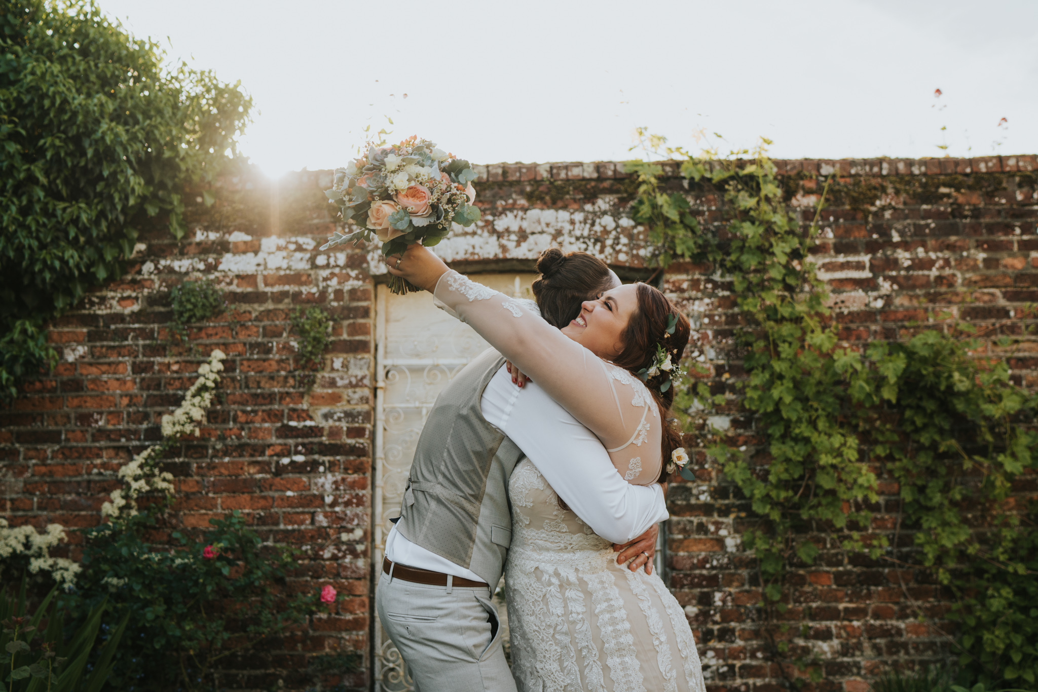 hayley + sam - We booked Grace as our wedding photographer and had an engagement shoot with her and I can honesty say that it is one of the best wedding decisions we made. Grace takes incredible photos and captured the energy between us perfectly. She is so adaptable, instantly picking up on my camera shyness and figuring out how to get the best shots out of me without making me uncomfortable, and I love our photos because whenever I look at them I am taken back to that day and how happy I felt. It is a real gift to be able to do that, to take a picture that so perfectly captures the emotion of a moment that you look beyond what makes you self-conscious and are just transported back to that feeling.So many of our guests commented on how amazing Grace was, and she managed to get brilliant shots that are full of life and fun. I wouldn't hesitate to recommend her to anyone. Our wedding day was the happiest day of our lives, and you can see that in our photos, which we will treasure for the rest of our lives. So thank you Grace for being a part of our day, and we hope to stay in touch for many years to come.