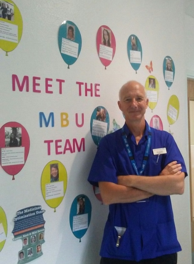 """Nick Webber, Staff Nurse   """"Working on the MBU is a real privilege. Like all other wards and departments, you need a sense of compassion and commitment for our service users, but where the MBU differs is where the lives of the mothers become entwined in the lives of their babies. It is a wonderful thing to see at first- hand how our support for mothers and mothers to be, has a real impact on their lives, their babies and the family as a whole."""