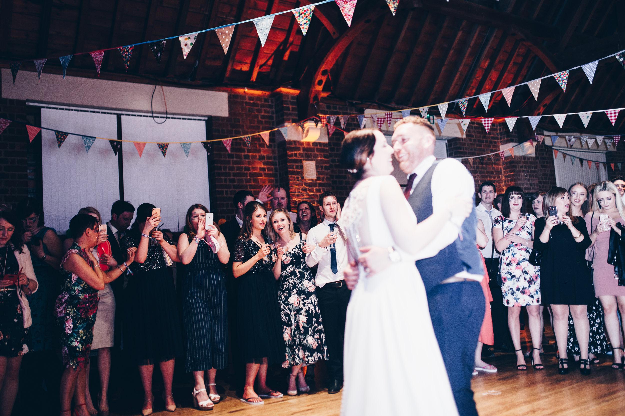 shriven ham Wedding