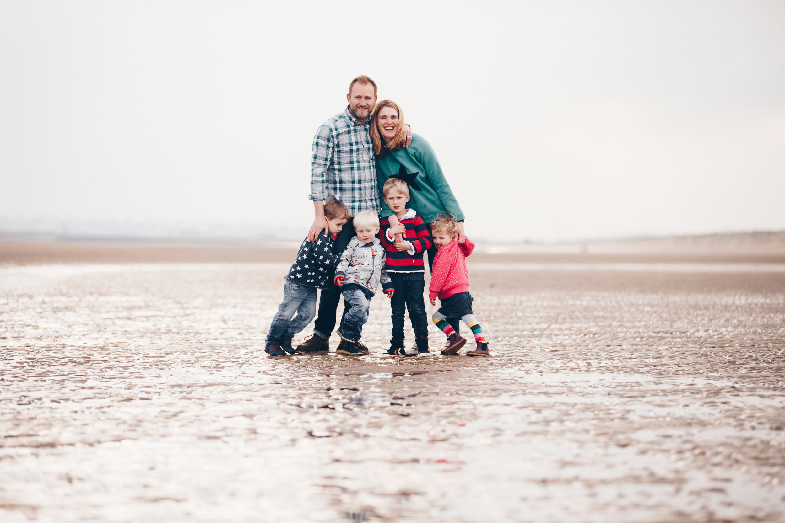 family photography camber sands