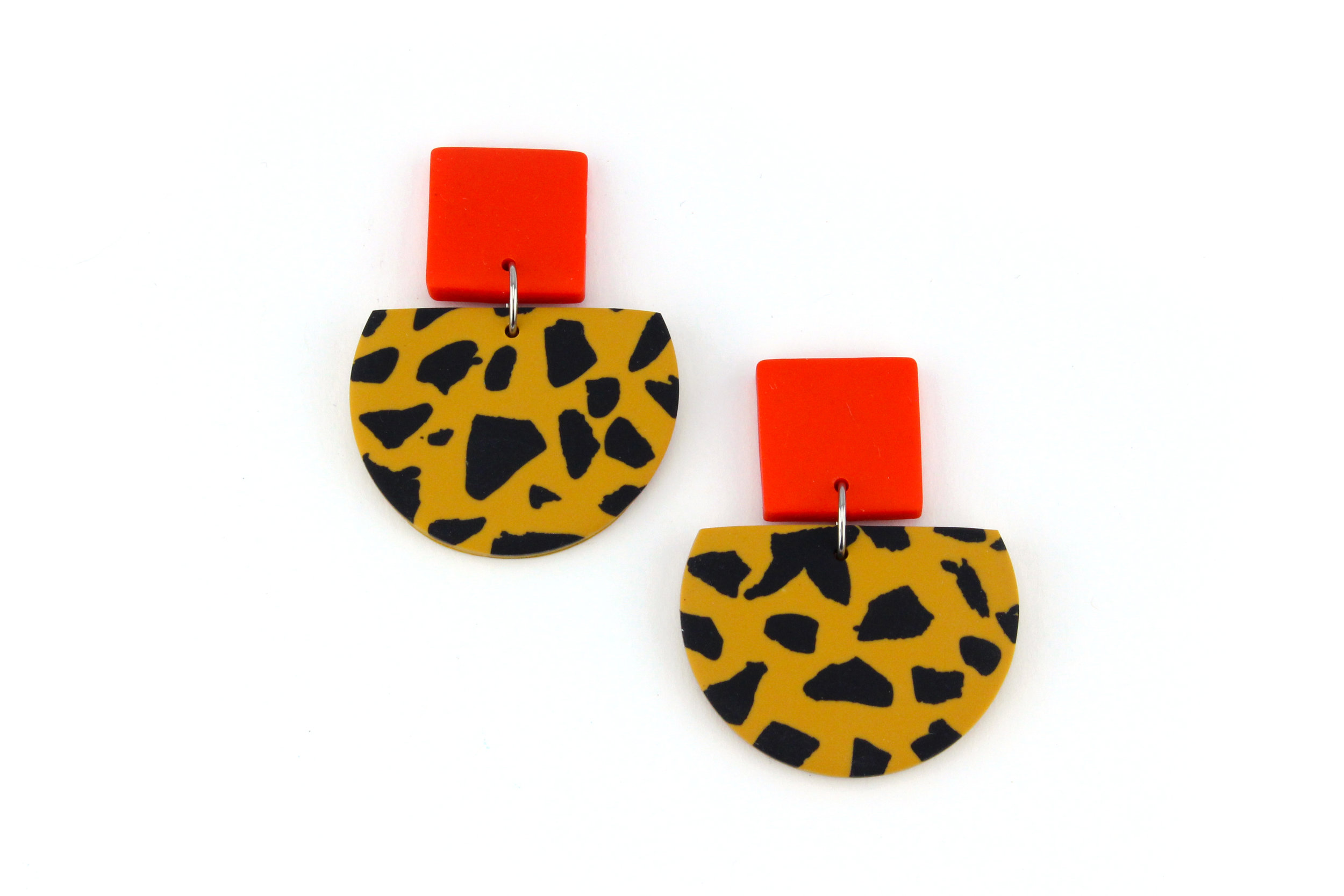 Copy of GIRAFFE EARRINGS