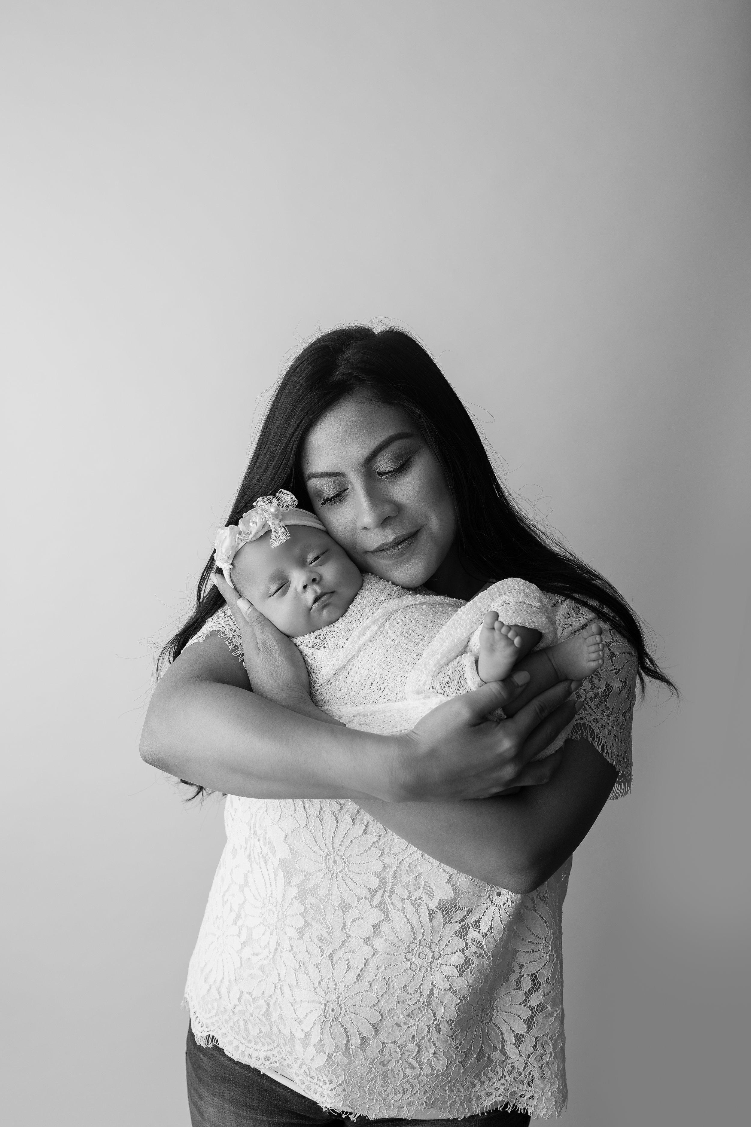 Mom/Newborn