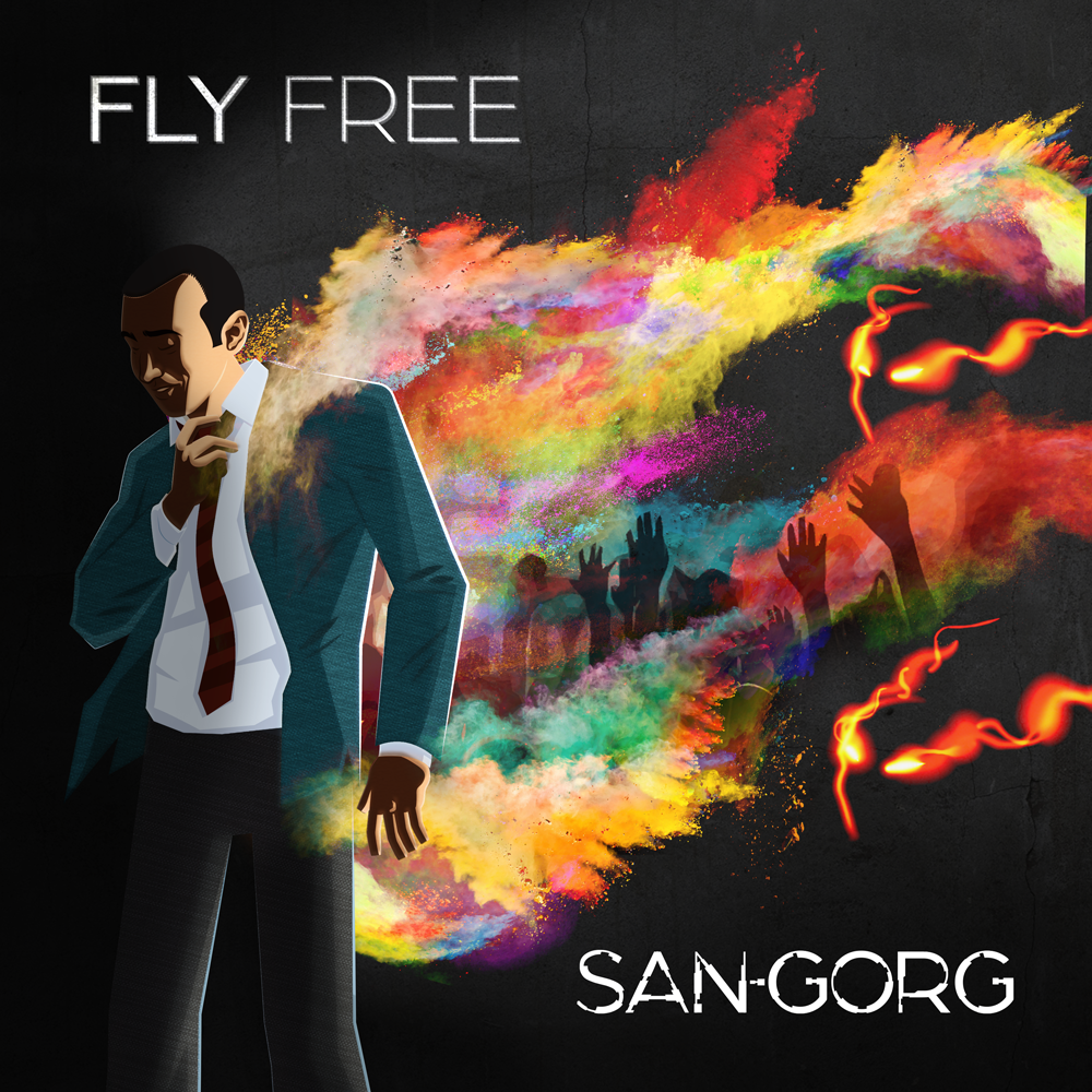 Fly Free Cover