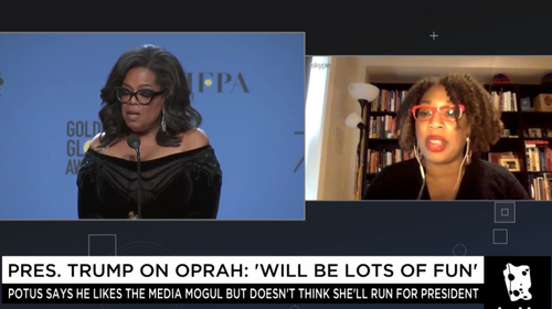 President Trump Responds to Oprah Presidential Speculation