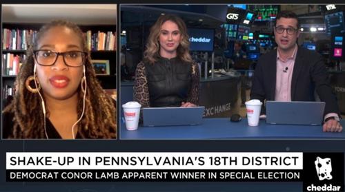 Democratic Disruption in Pennsylvania's 18th District