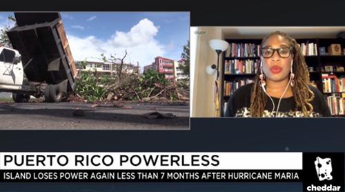 Puerto Rico Powerless...Again