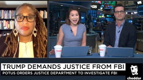 Trump Demands Justice From FBI