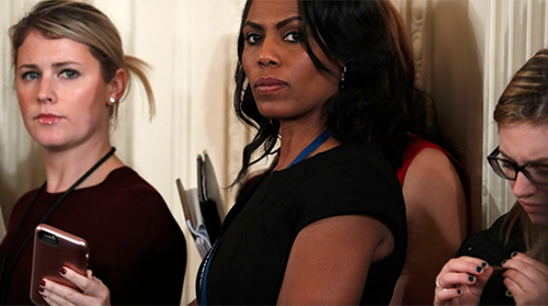 Agree to Disagree: Is Omarosa the Greatest Threat to the White House?