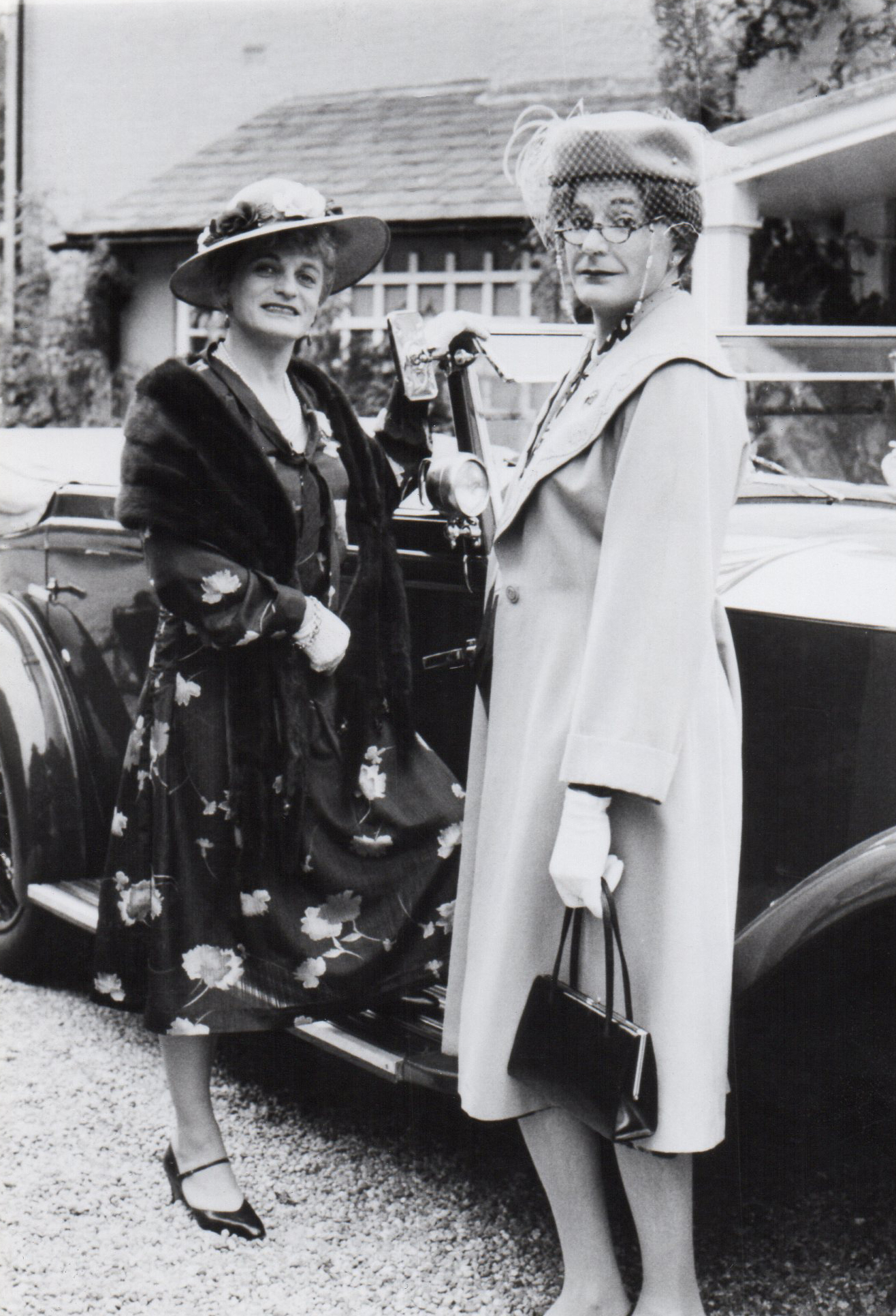 Dear Ladies, Dame Hilda Bracket and Dt Evadne Hinge, 1983-85