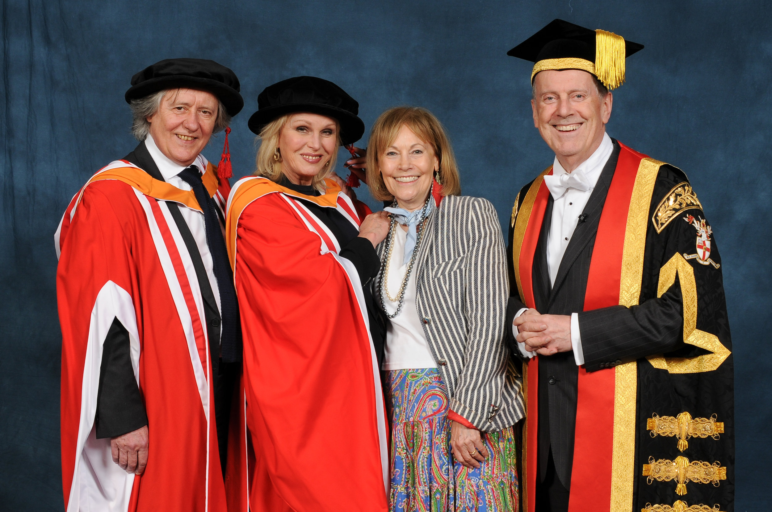 CHANCELLOR OF THE UNIVERSITY OF CHESTER -