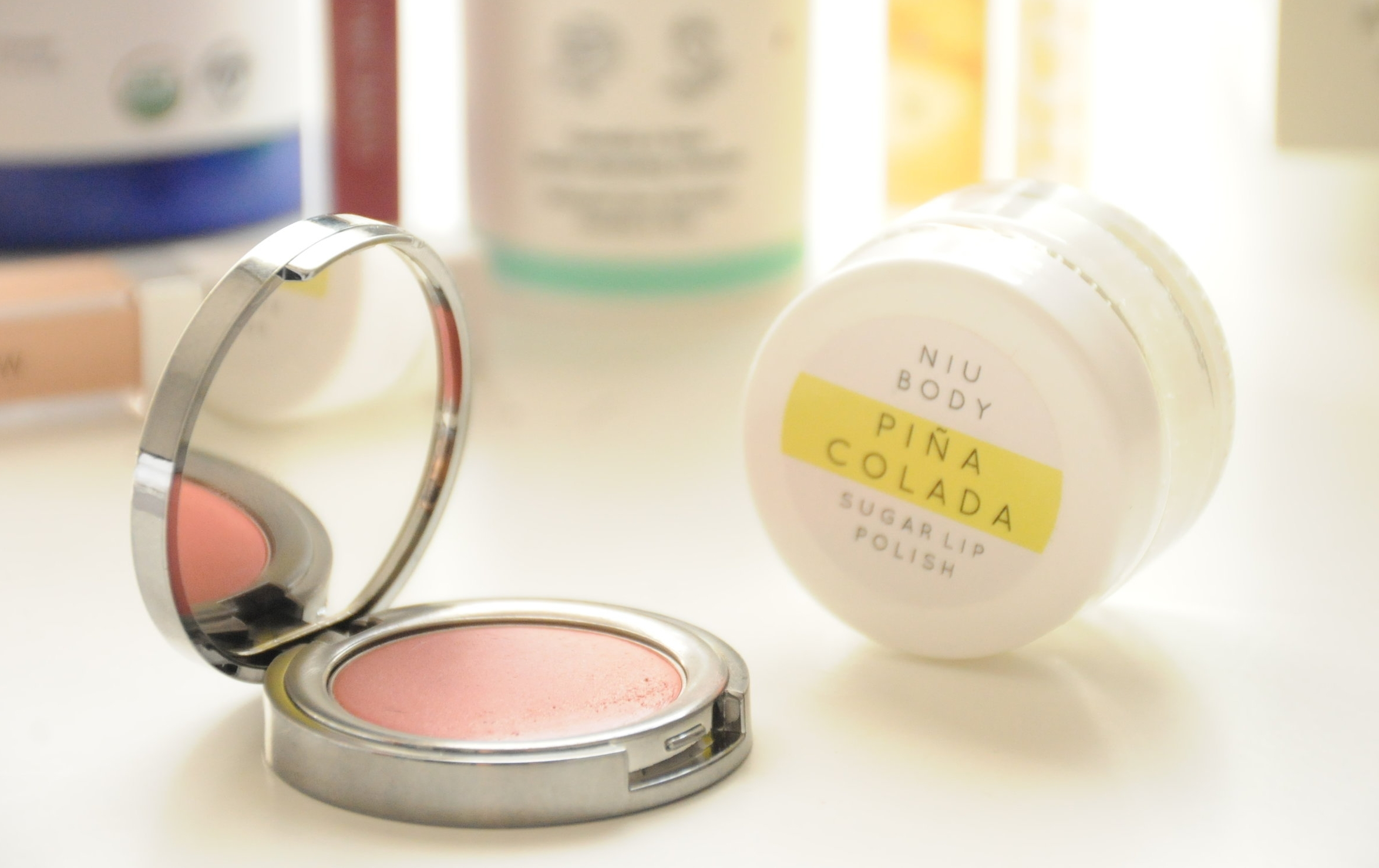Juice Beauty Seashell 02 Niu Body Pina Colada