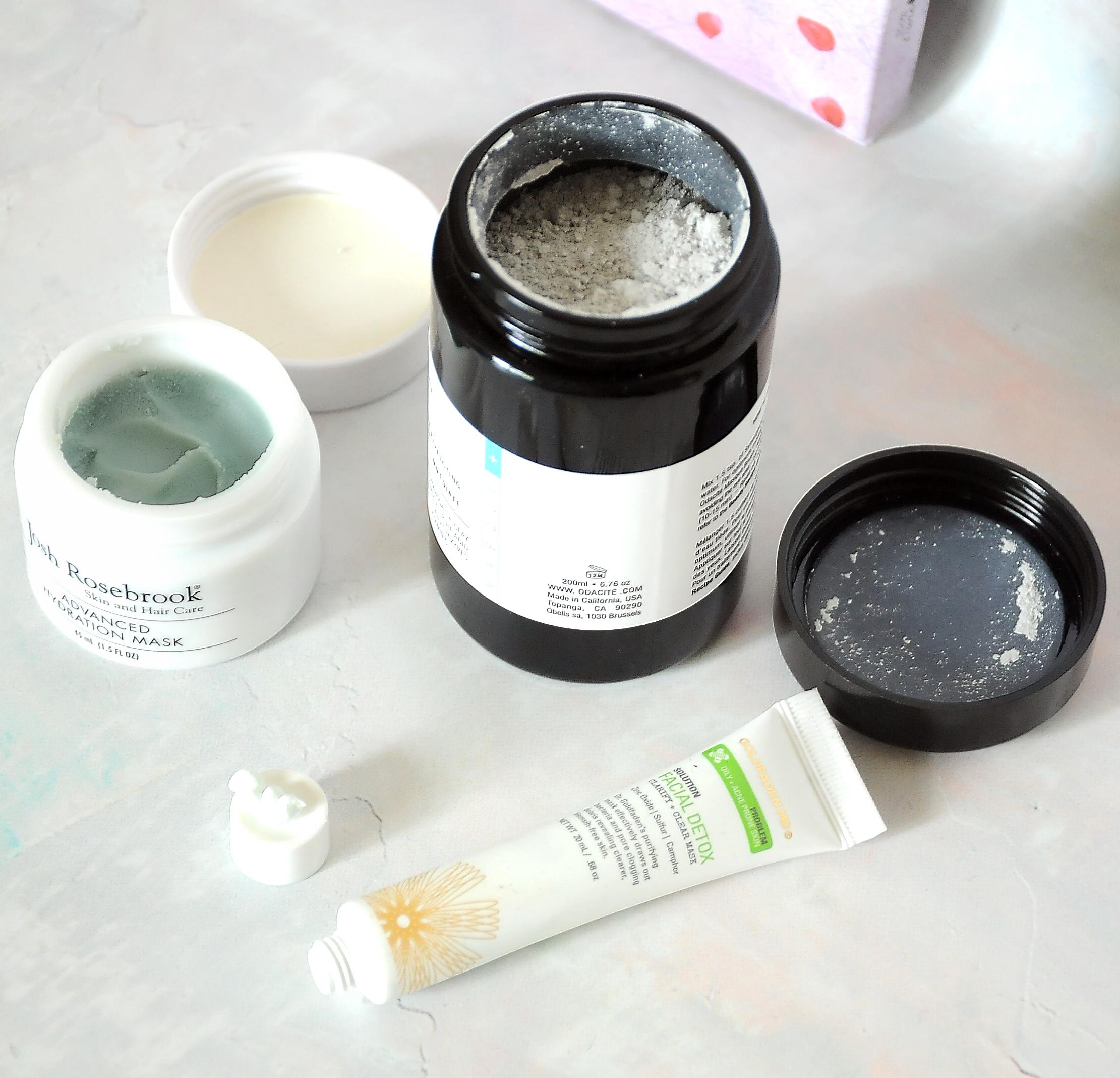 Multi-masking Green Beauty Routine