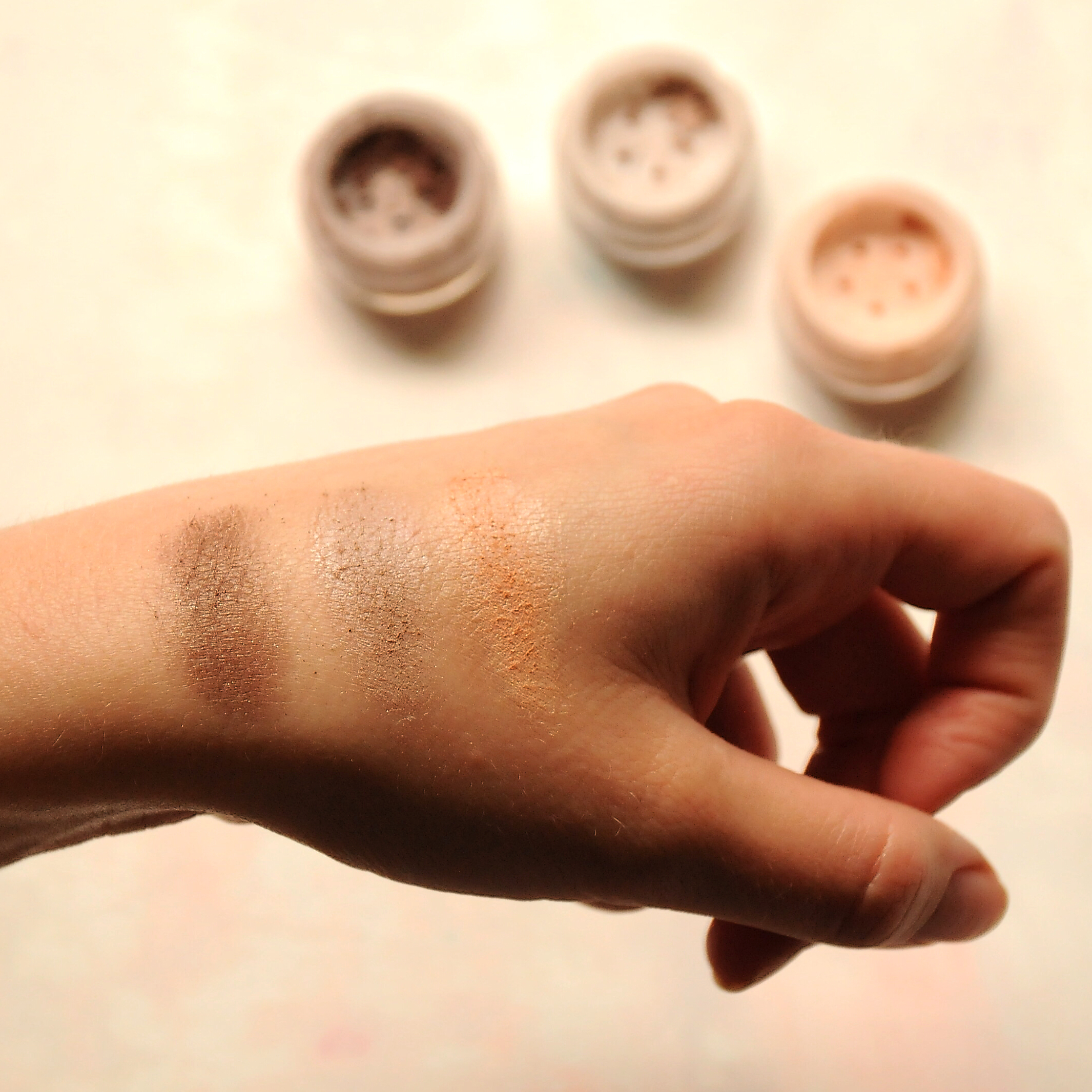Everyday Minerals Eyeshadow Swatch + Review See Ya on Lamar