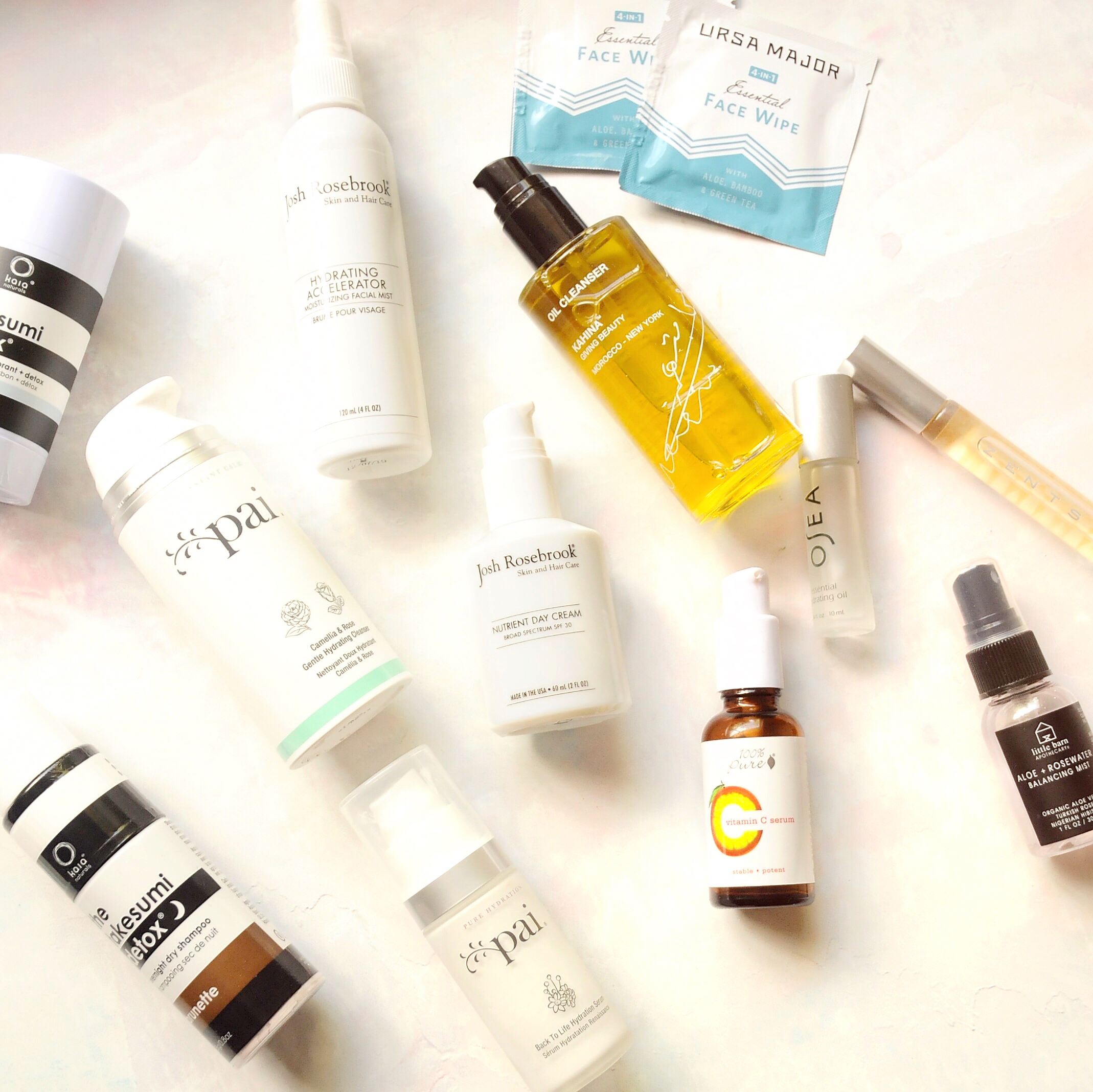 In My Travel Bag: Skincare Edition