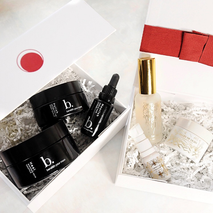 Beauty Heroes Indie Beauty Spotlight Wabi-Sabi Botanicals Beneath Your Mask Review