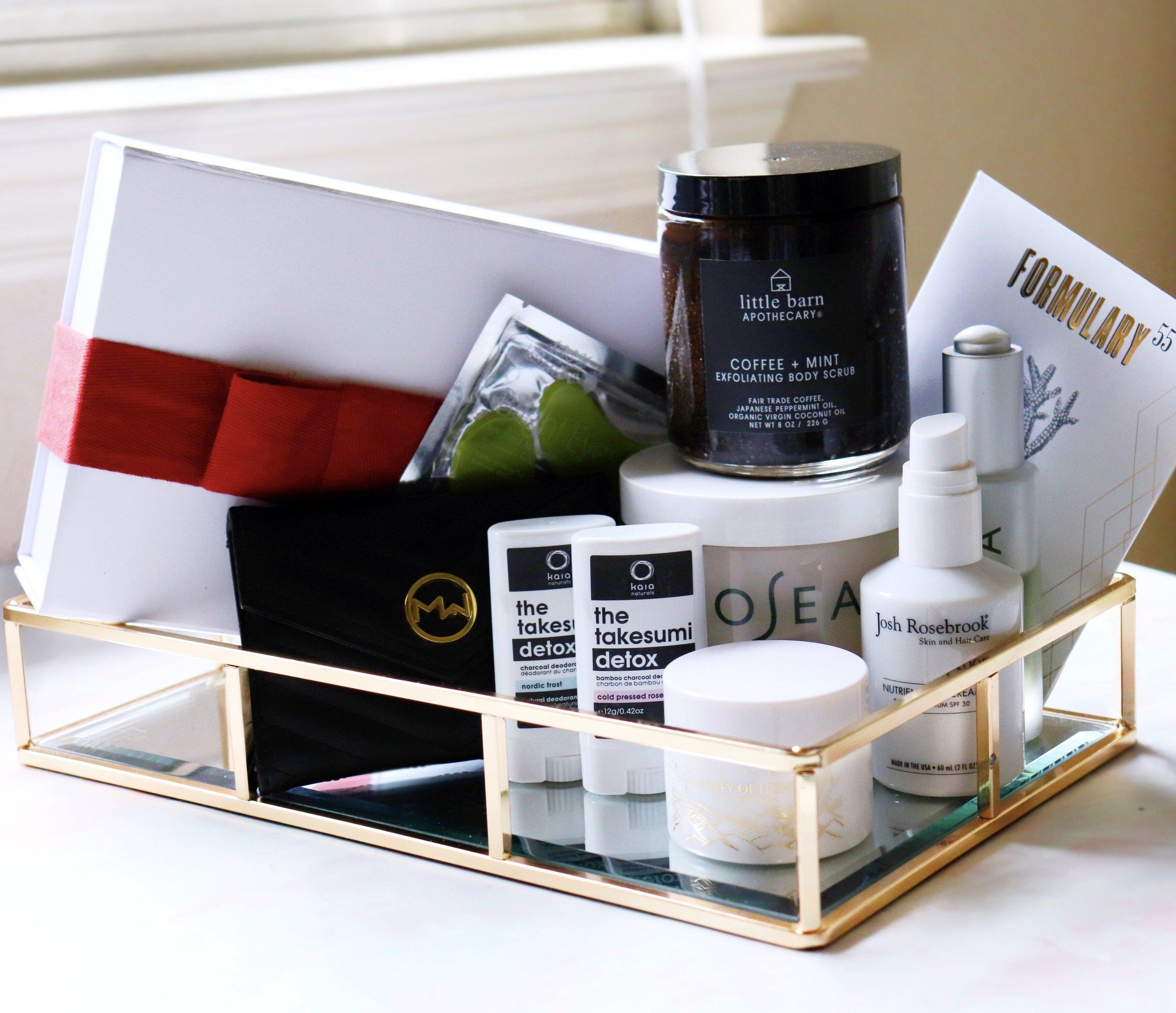 Clean Beauty Gift-Guide ( Vegan & Cruelty-free)