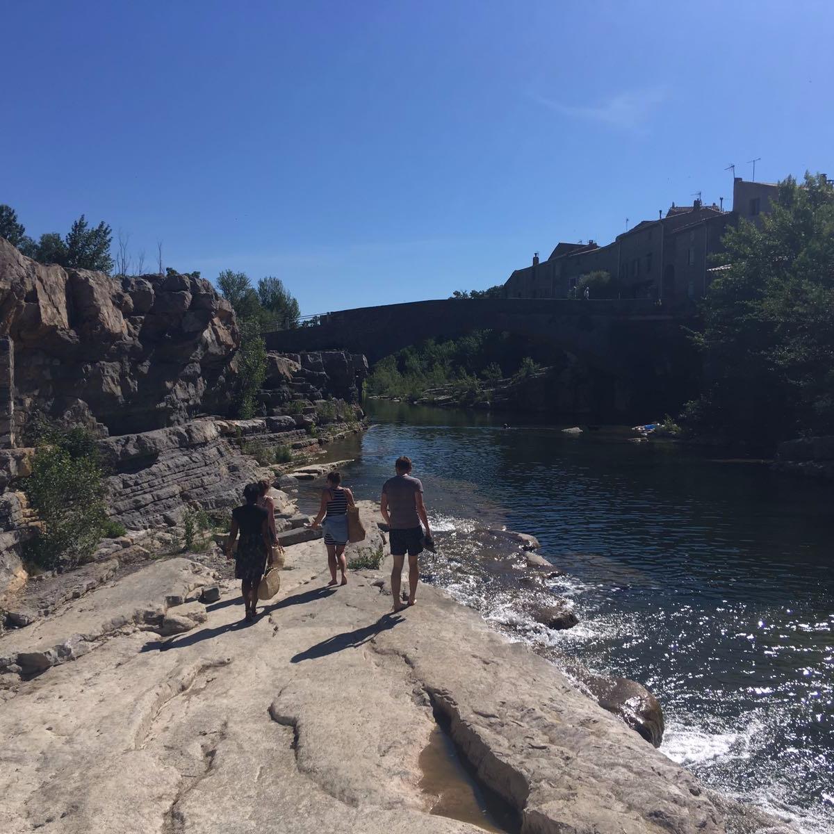 Wild Swimming -