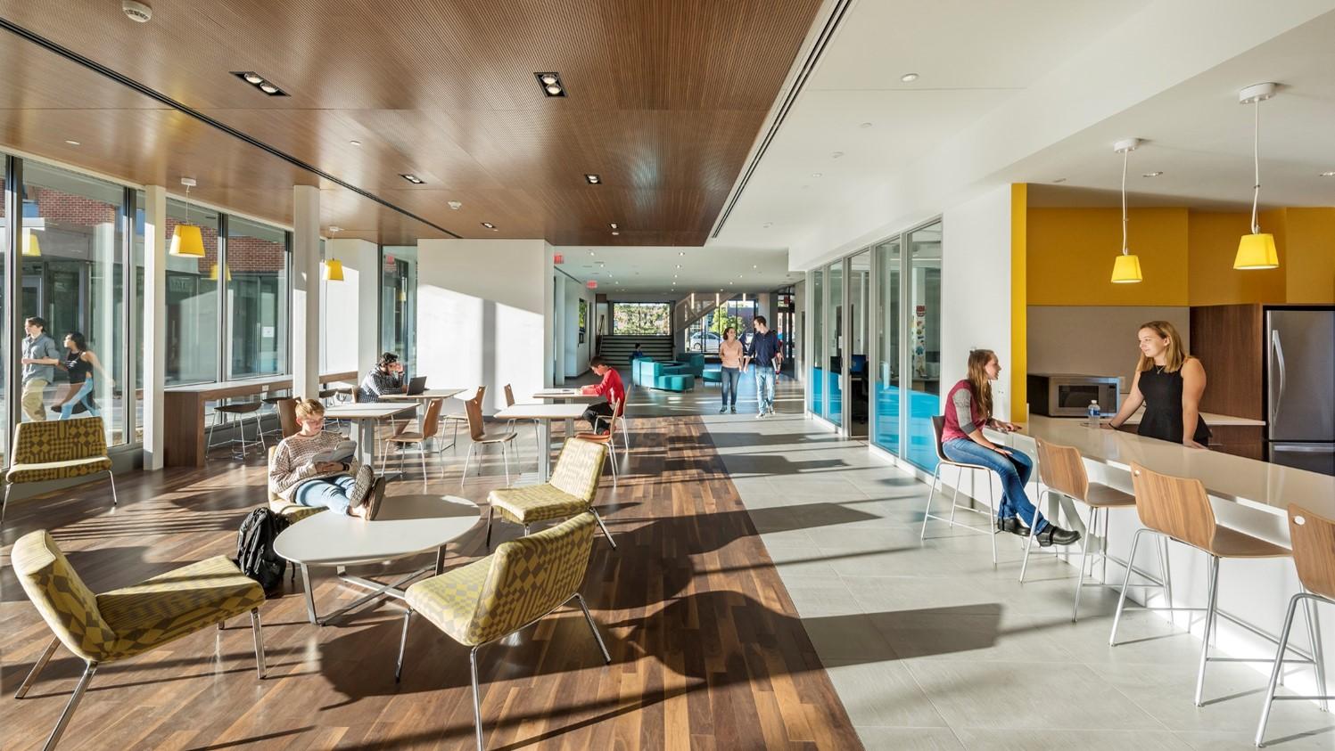 Keene State University, Living + Learning Commons