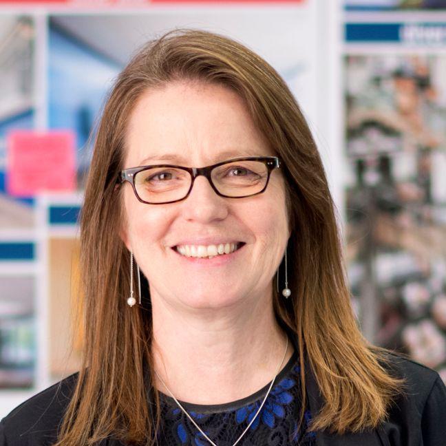 Lisa Killaby, IIDA, LEED AP ID+C Principal, Workplace Strategist