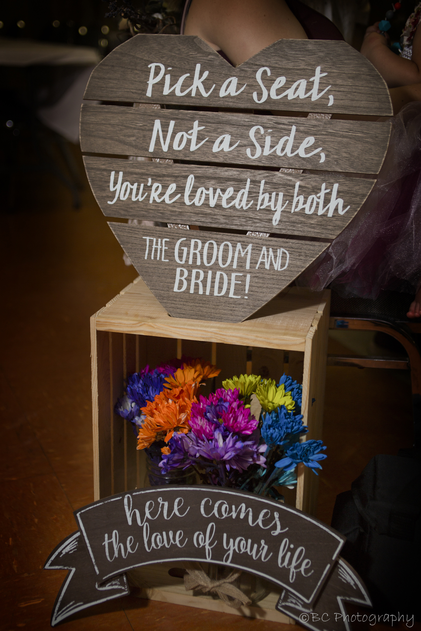 Capturing the details are important for any wedding photographer.