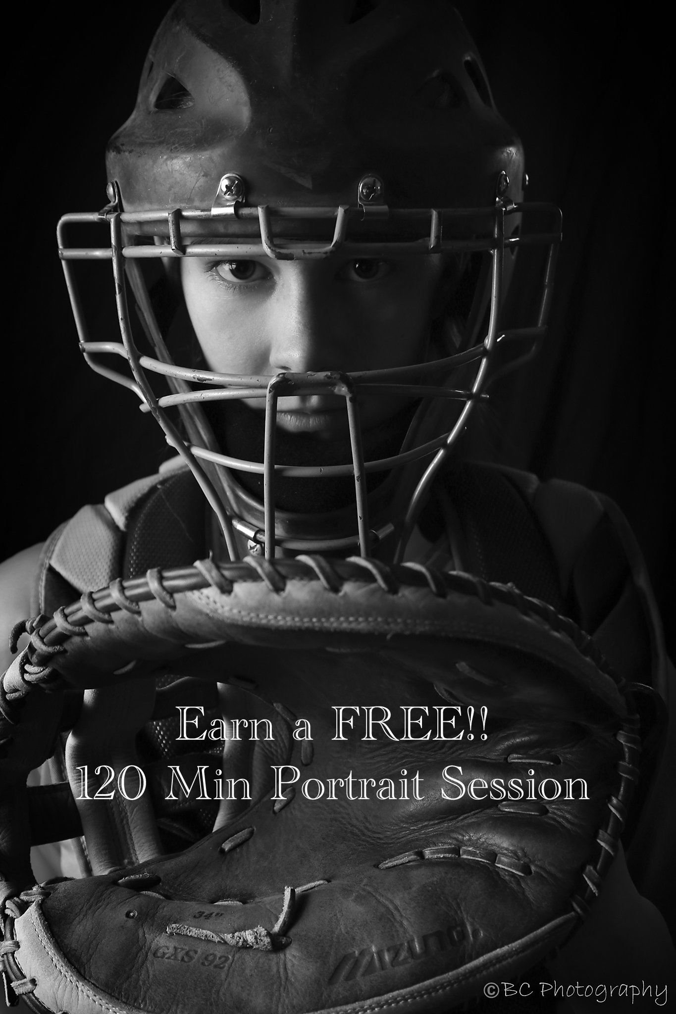 Show off - Utilize the great tools I will provide to show off you portraits