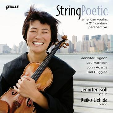 String Poetic    2009 Grammy Nominee for Best Chamber Music Performance