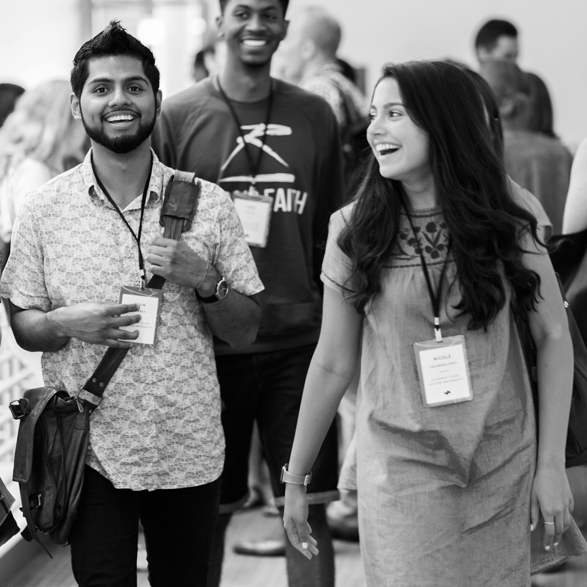 Nominate a next-generation entrepreneur or innovator for Praxis Academy -