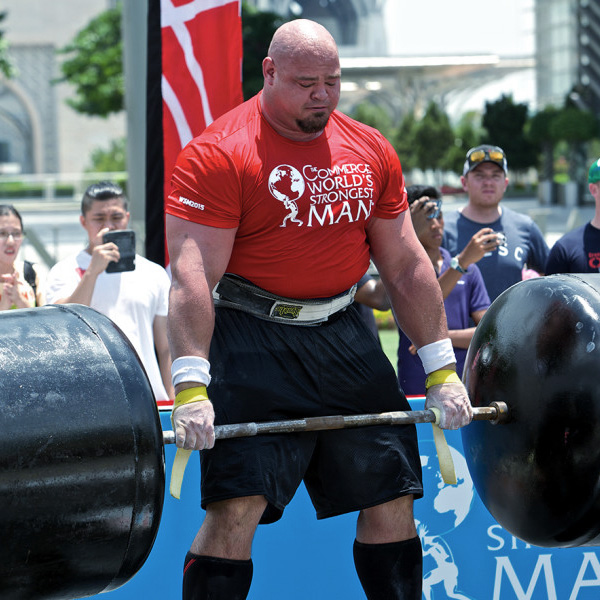 Brian Shaw's essential rules for strength training — One