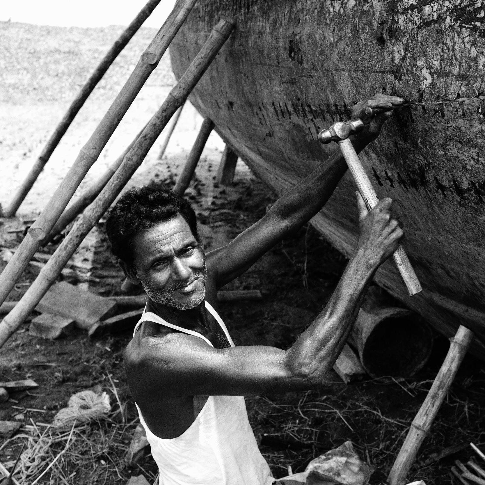 """""""Boat Repairing in Bangladesh"""" 2018"""
