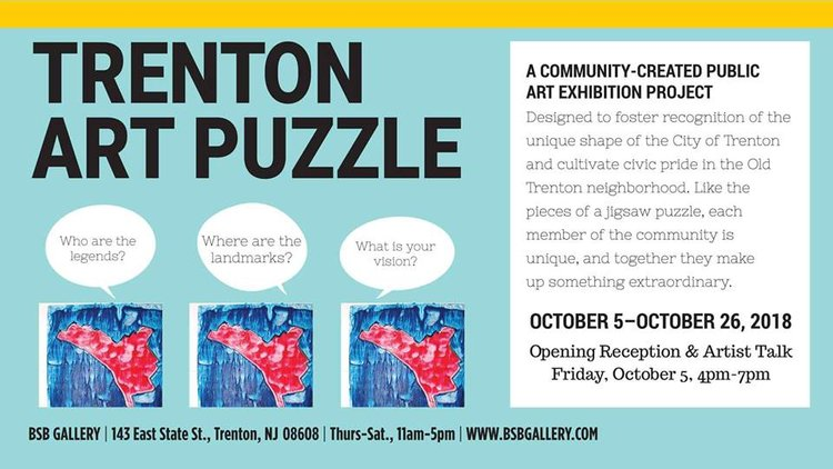 Trenton Art Puzzle
