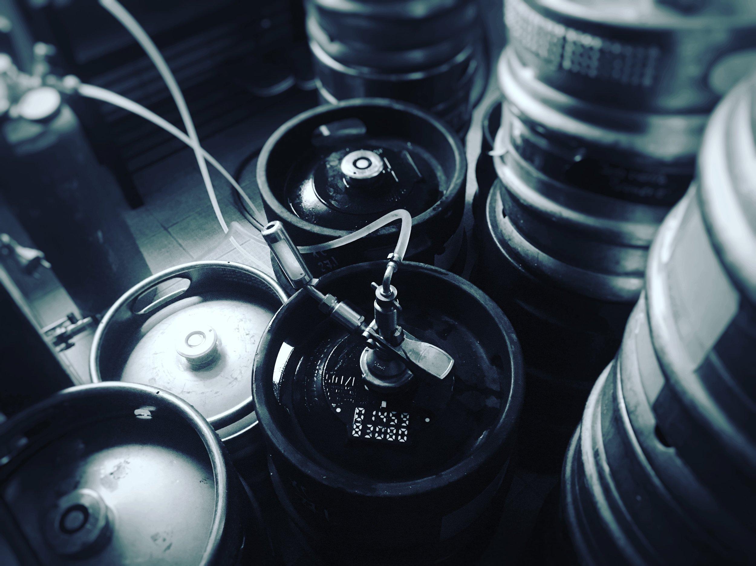 Berlin Beer Keg Contract Brewing