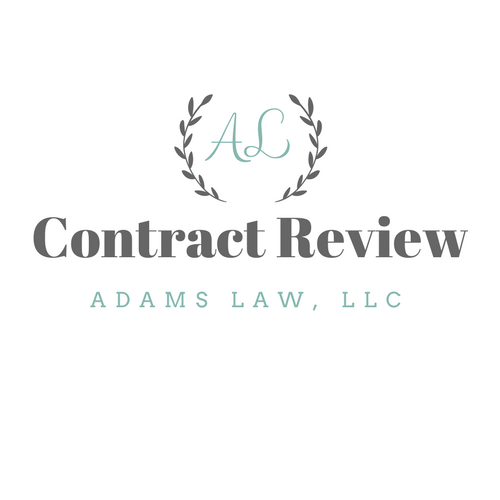 Contract Review - Many business relationships are governed by contracts.  These may be professional service contracts that dictate how we get paid and define the scope of our services.  They may also be vendor service agreements that govern the scope of our relationship with vendors.  There are many more types of agreements applicable to a business.  If you already have a business then you likely are a party to one or more contracts.  A contract review PROTECTS you and your business by having a licensed attorney review the contract you are using or considering signing, explain it to you and inform you of any risks.  If there's a better way, I will let you know that too.