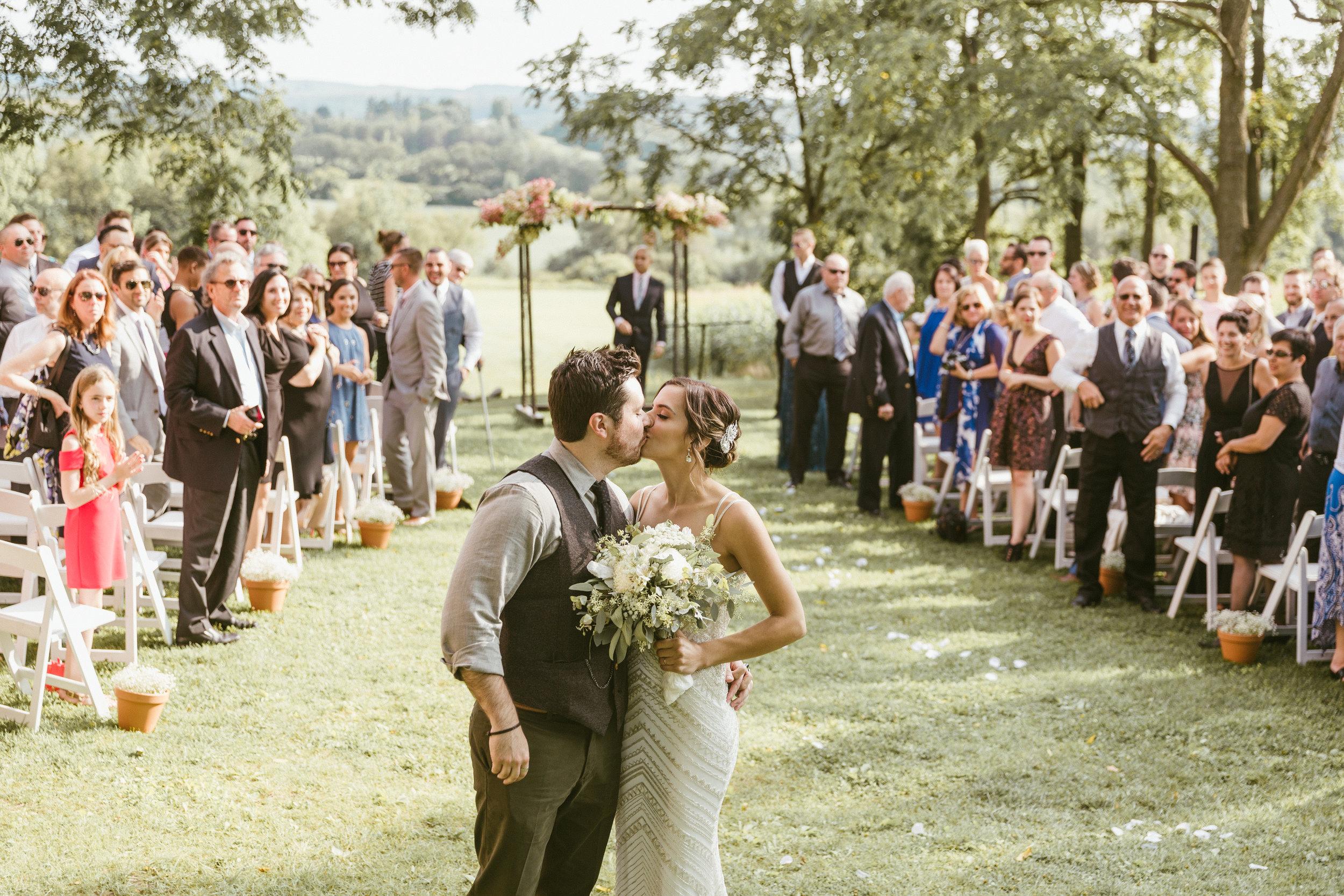 RUSTIC GLAM BARN WEDDING -